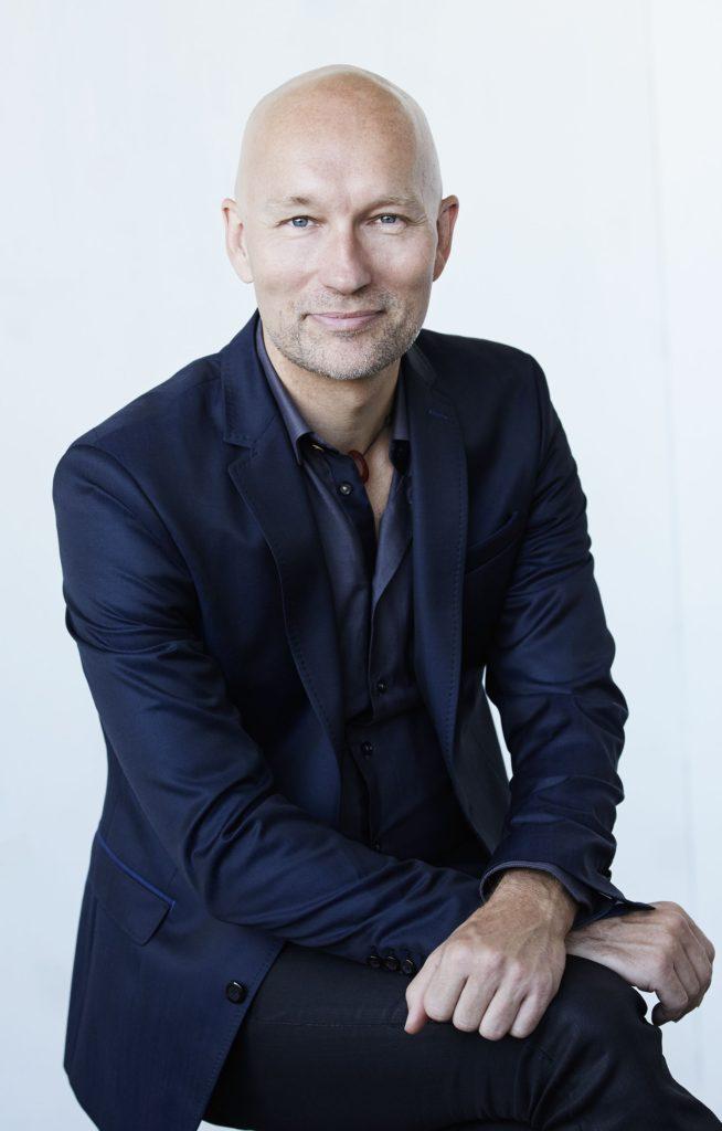 Sexolog, workshopleder og foredragsholder Mathias Valentino Persson